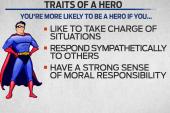 Hero or bystander?