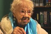 93-year-old Philadelphia woman...