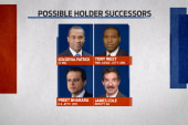 Who's going to succeed Eric Holder?