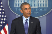 Obama: Military advisors being sent to Iraq
