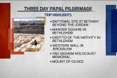 Pope Francis' historic pilgrimage