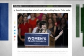 Feminist campaigns explode on the Internet