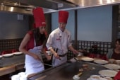Abby Huntsman puts her chef hat on