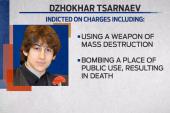 Boston Marathon bombing suspect indicted
