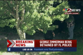 George Zimmerman detained by Fla. Police