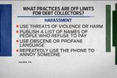 The hidden world of debt collection