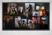 Arizona community remembers 19 firefighters