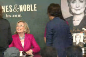 Hillary Clinton discusses being 'dead broke'