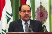 Iraqi Prime Minister Nouri al-Maliki resigns