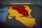 Sunni militants spill from Syria to Iraq