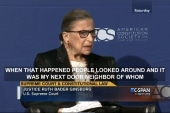 Ginsburg offers clues on gay marriage...