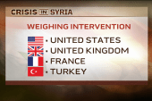 Is the US poised to strike on Syria?