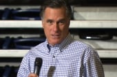 Obama, Romney stay off the campaign trail