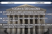 New Supreme Court decisions today