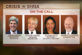 Lawmakers wait to hear more about Syria...
