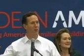 Santorum takes Kansas, Romney rebounds in...