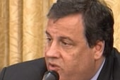 Christie: When things get difficult, Obama...