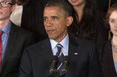 Obama criticizes Congress for dragging...
