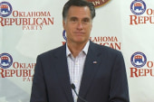 Romney responds to Obama's support of gay...