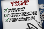 Joe Klein: Lessons from death and 'How to...