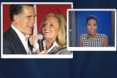 Goff: Earlier comments by Mitt Romney...