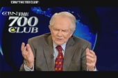 Pat Robertson: A 'hippie hero' for...