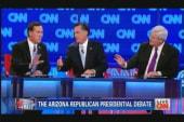 Debate recap: Do debates matter?