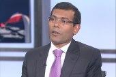 Former Maldives president speaks out on...