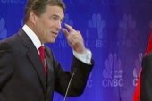 Perry finally bows out of campaign