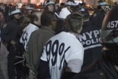 Exclusive: Labor leader arrested at OWS...