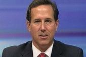 Rick Santorum and Ed Schultz go head-to-head