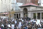 Fox News bashes OWS movement