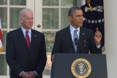 President Obama proudly shares success of ACA