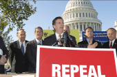GOP continues full assault against Obamacare