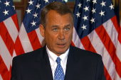 Boehner drives the country towards default