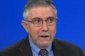 Economist Paul Krugman reacts to sequester...