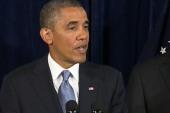President Obama goes on offense