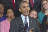 Pres. Obama dispels healthcare myths