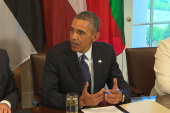 Obama and U.S. weigh options on Syria strike