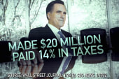 Obama puts Romney on the ropes over tax plan