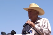 Bundy backtracks on plan to sue government