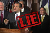 Calling out Cruz's faux filibuster lie
