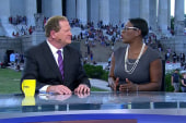 Turner on voting rights: 'There's a sense...