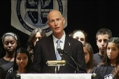 Rick Scott tries to block Obamacare...