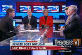 Nuclear option has Republicans up in arms