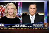 Romney attacks the president