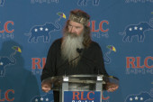 "Duck Dynasty shares ""godly"" words for GOP"