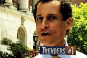Anthony Weiner sticks it out in NYC mayor...