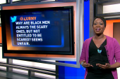 Joy Reid addresses the 'scary black man'...