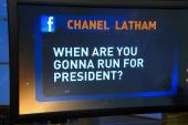When will Ed Schultz run for president?